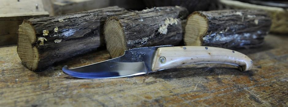 Couteau de Najac, Aveyron