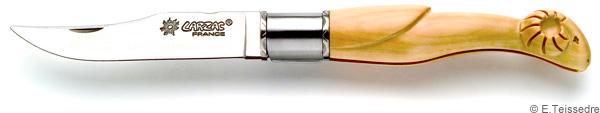 Couteau du Larzac, couteau de l'Aveyron © E. Teissedre