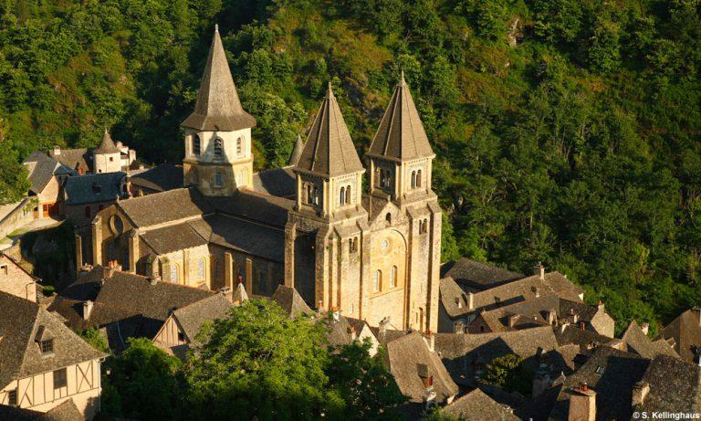 Conques et son abbatiale, Aveyron