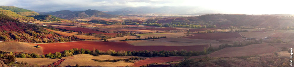 Le Rougier de Camarès, Aveyron