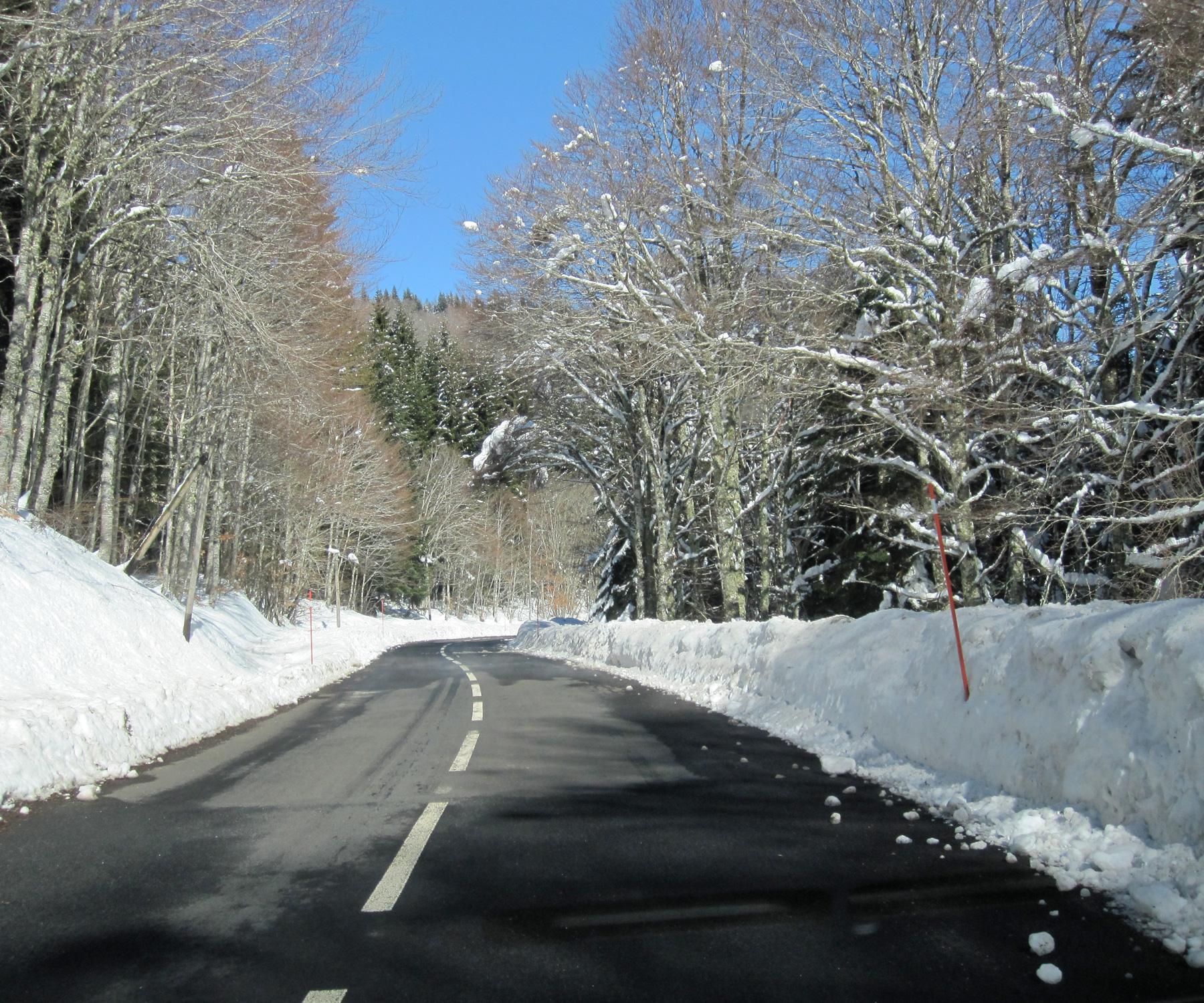 Route de Brameloup