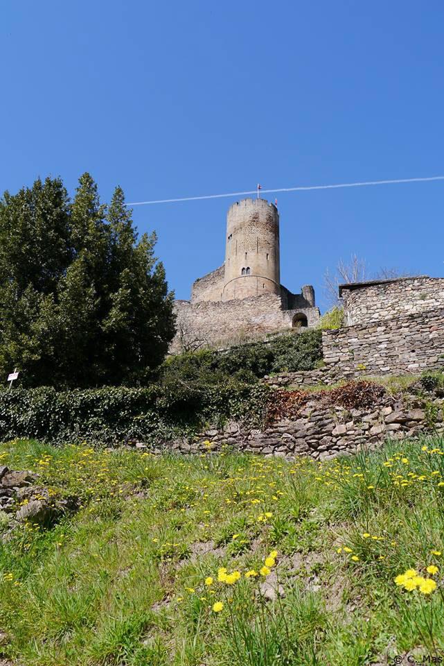 Najac, Aveyron © C. Mas