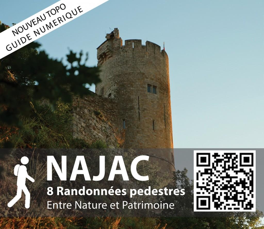 Topo-Guide Numerique © OT Najac