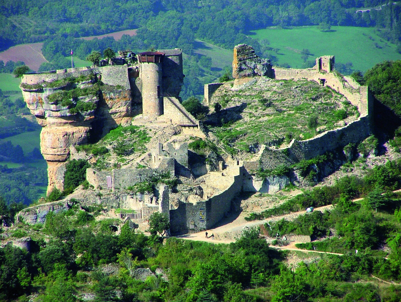 chateau_Peyrelade © Tourisme Aveyron
