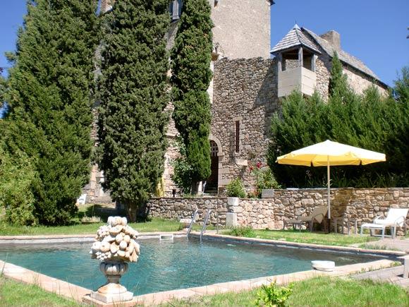 Château de Lunac