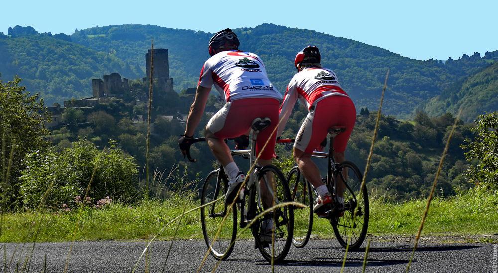 Cyclo en Carladez © OT Carladez