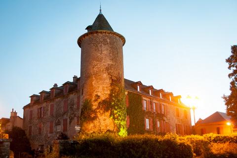 Château de Salles-Curan