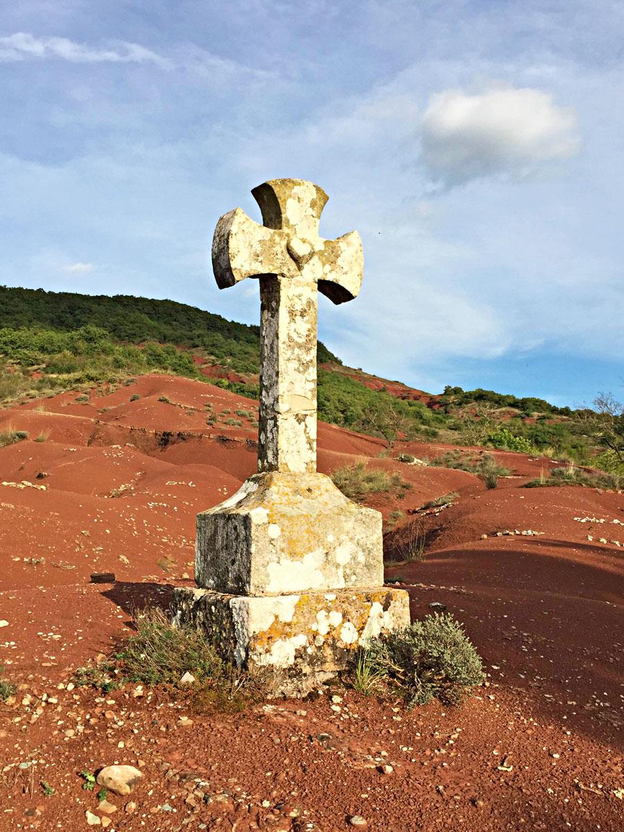 Croix de Sénégas, Rougier de Camarès, Aveyron