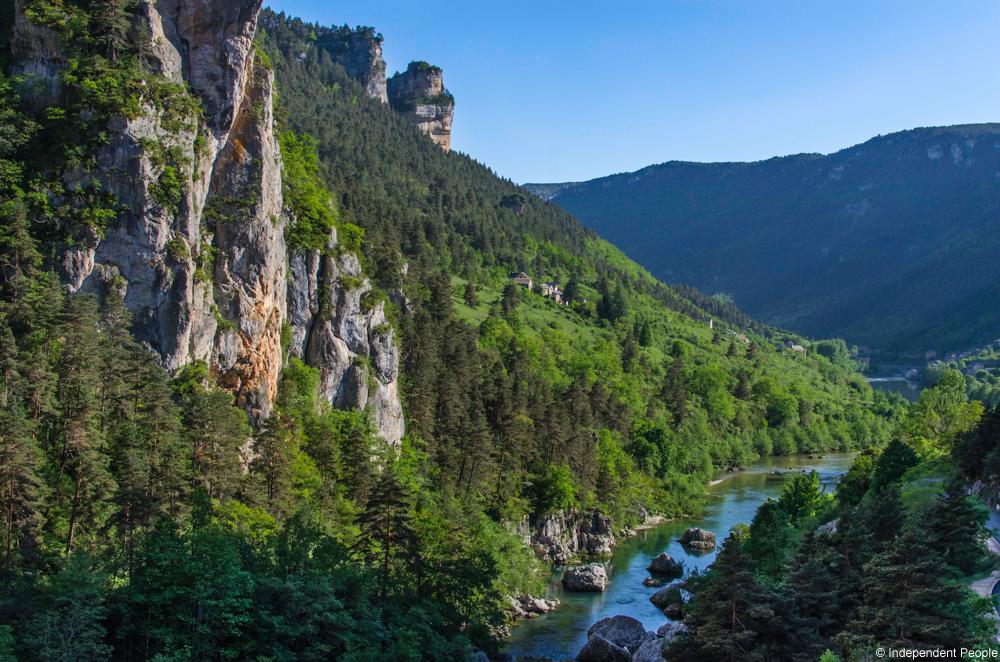 Gorges du Tarn, Aveyron © Independent People