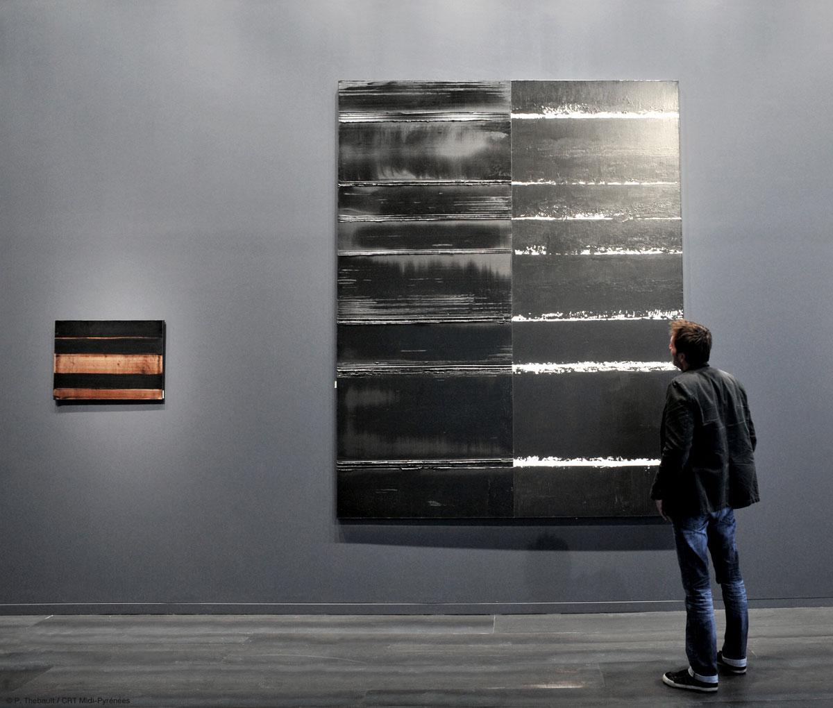 Musée Soulages © P.Thebault / CRT Midi-Pyrénées