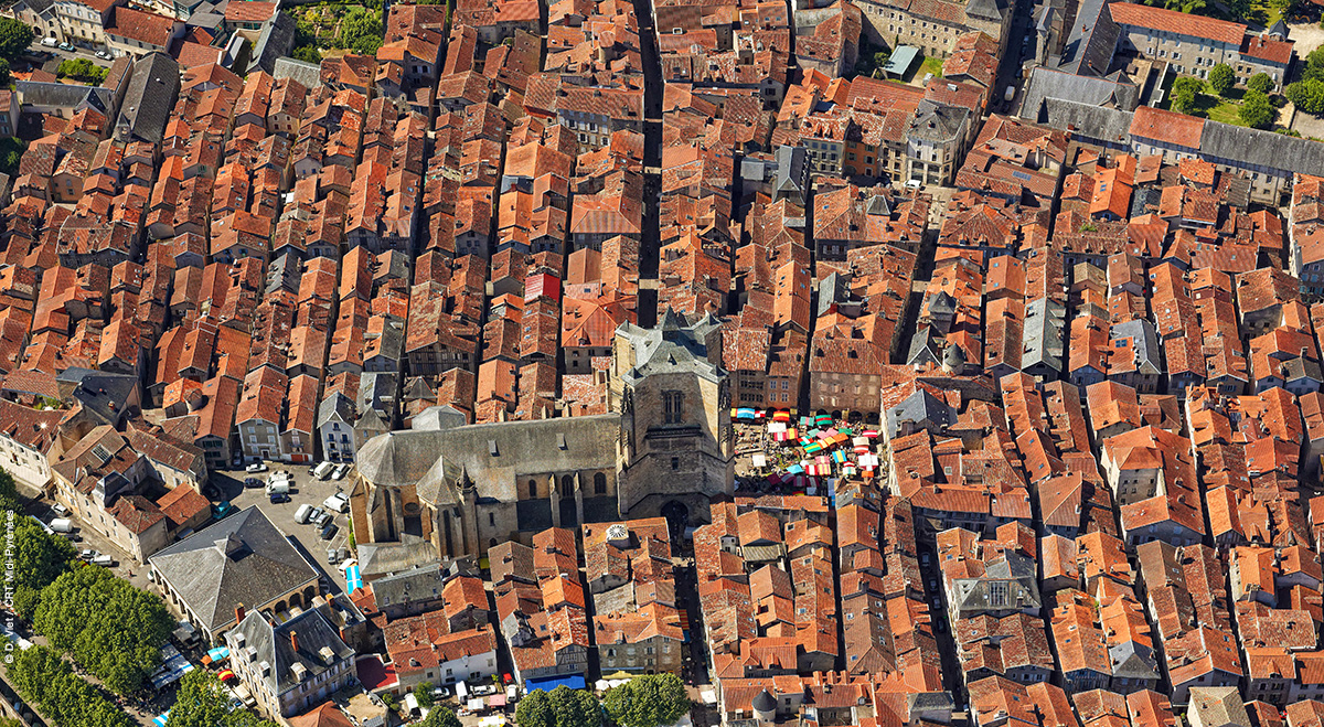 Villefranche-de-Rouergue © D.Viet / CRT Midi-Pyrénées