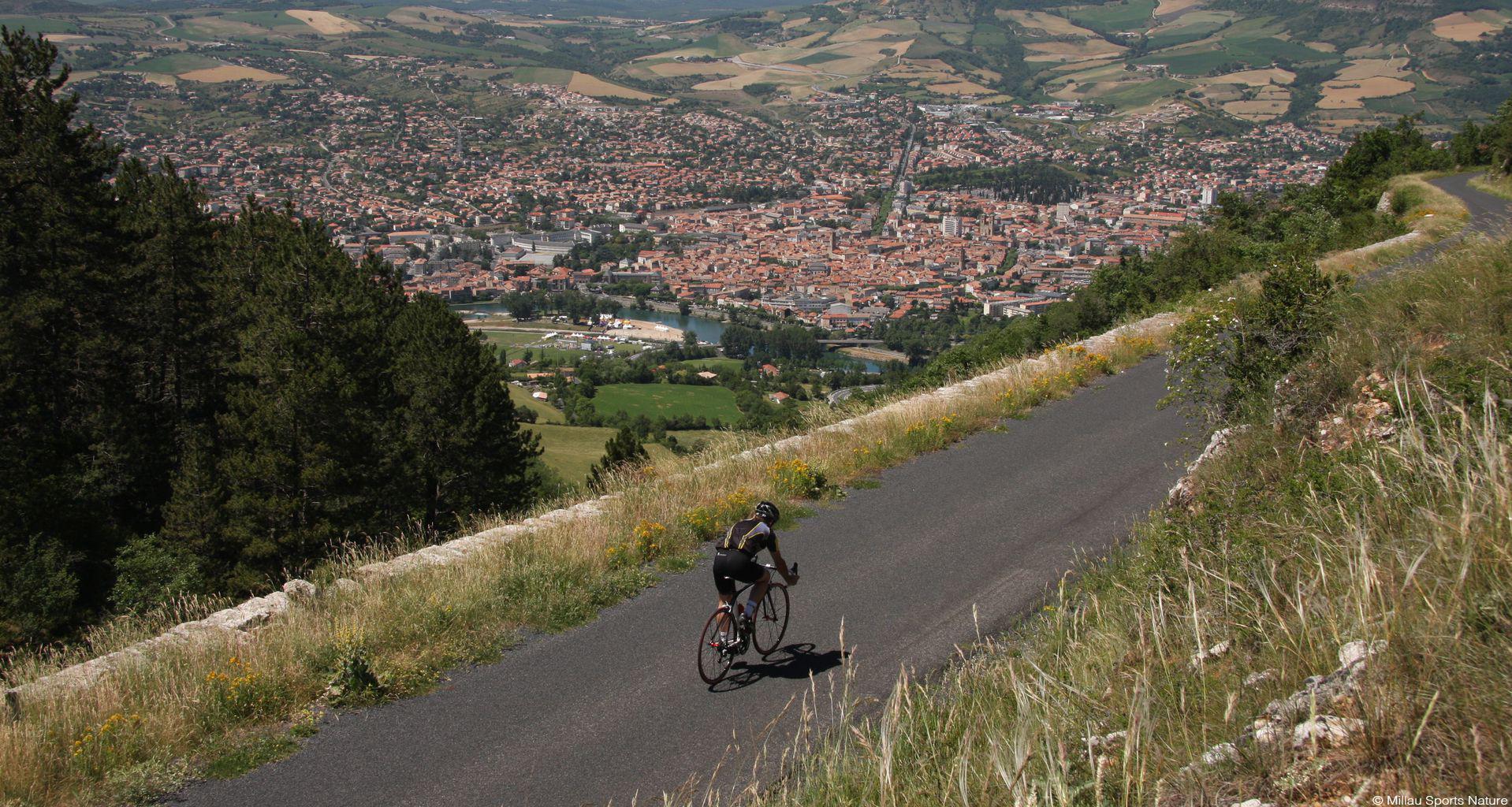 Cyclo © Millau Sports Nature