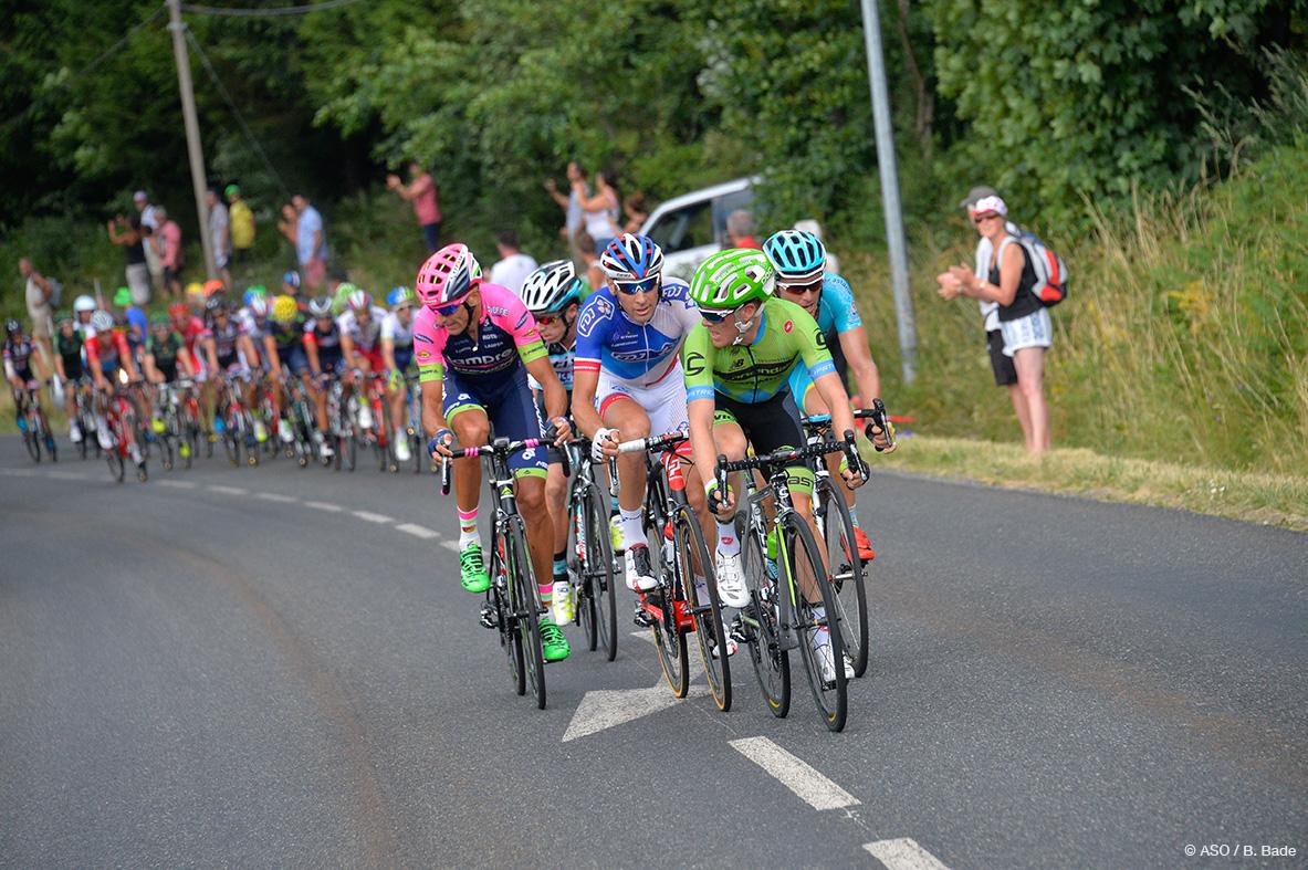 Tour de France en Aveyron © ASO / B. Bade