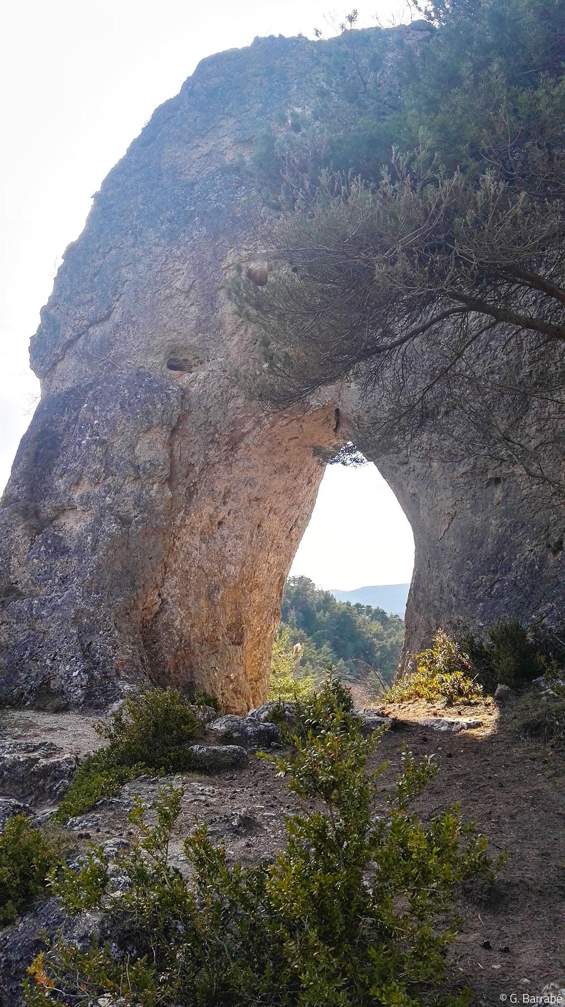 Les Gorges de la Dourbie - Millau Espace Trail © G. Barrabé