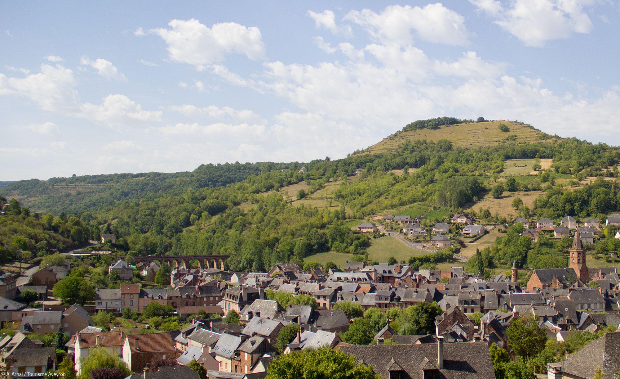 Marcillac © A. Arnal / Tourisme Aveyron