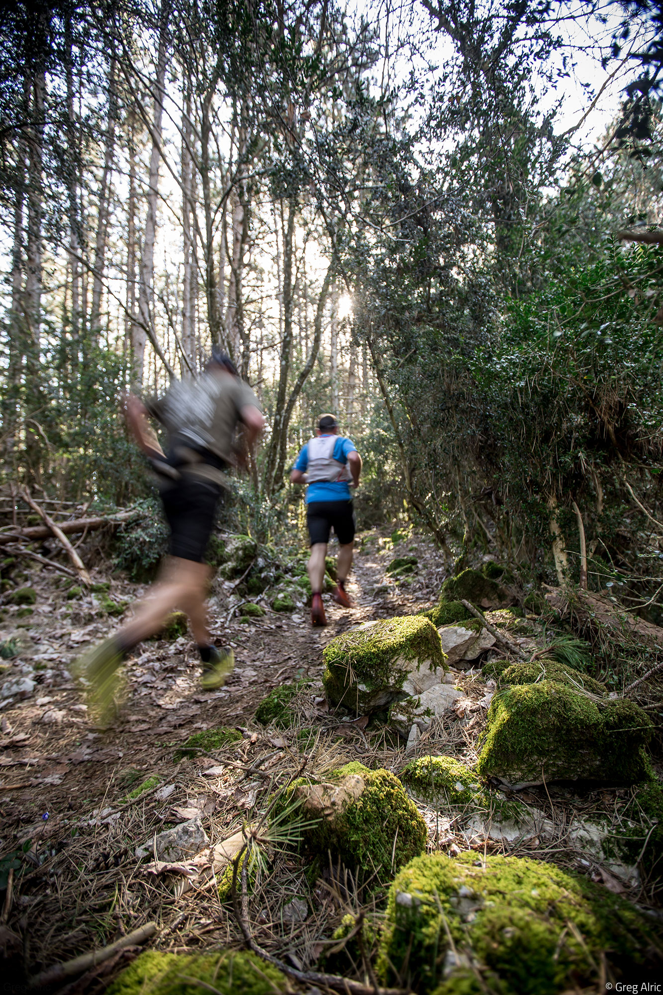 Trail - Roq Rando Raid © Greg Alric