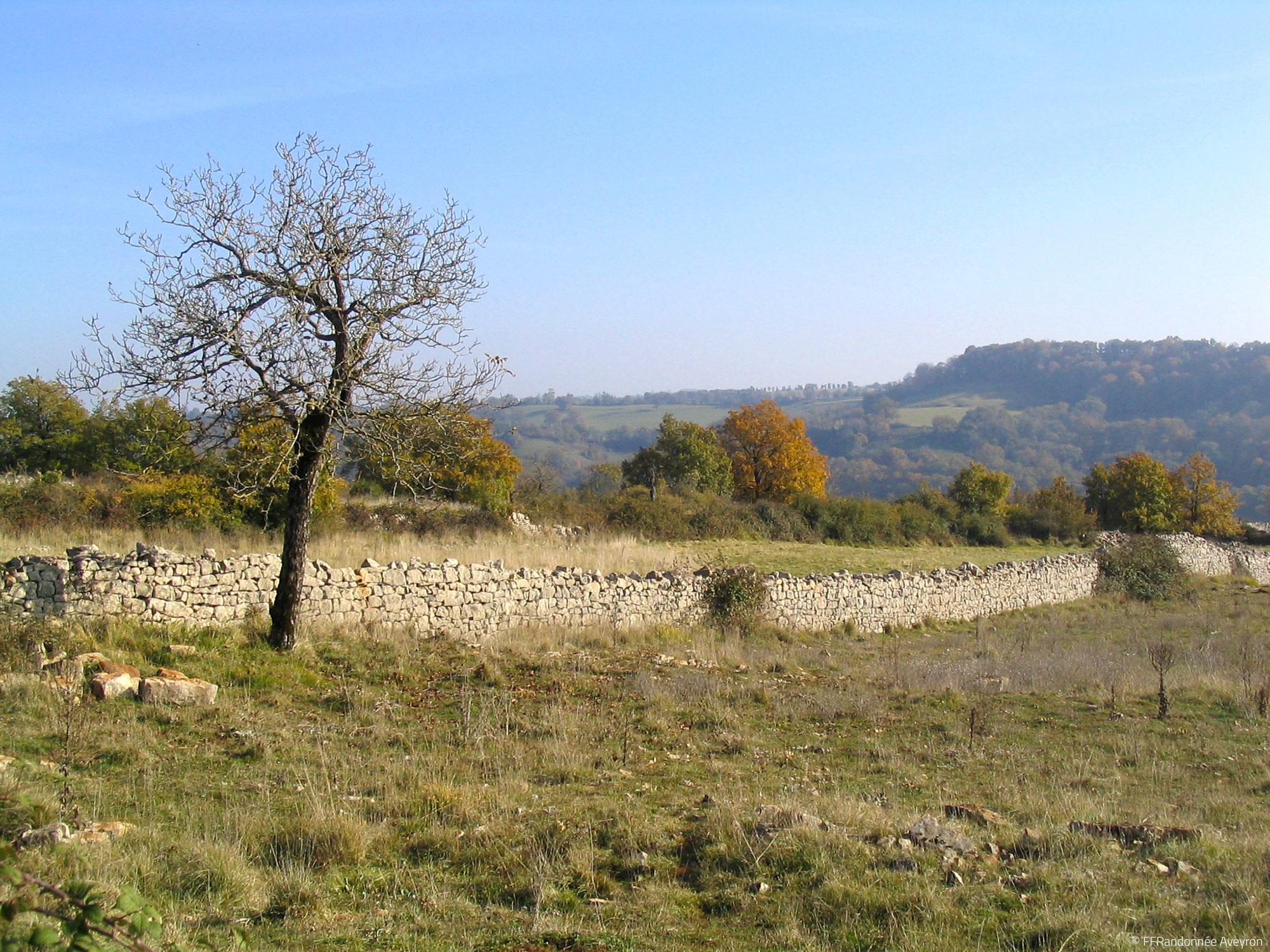 Causse © FFRandonnee Aveyron