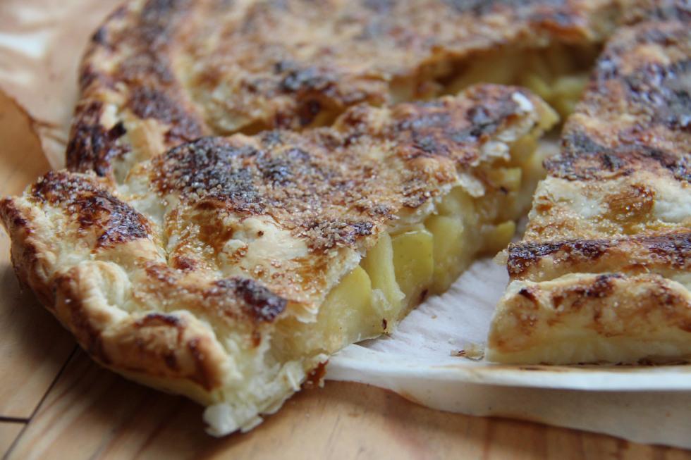 Croustade aveyronnaise aux pommes © SharingCuisine