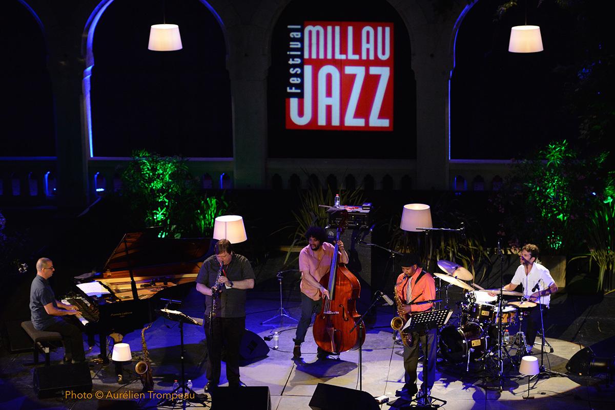 Millau Jazz Festival © A. Trompeau