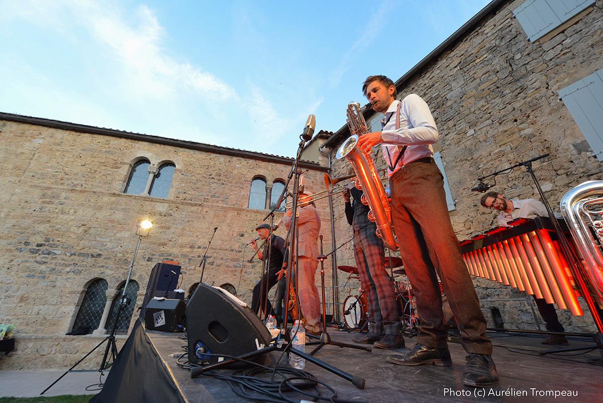 Millau Jazz Festival © Aurélien Trompeau