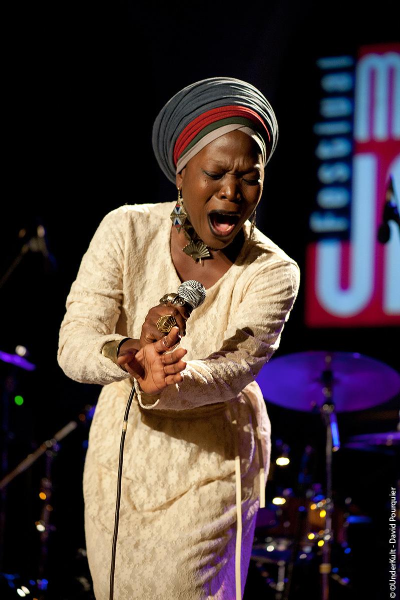 Akalé Wubé au Millau Jazz Festival © David Pourquier / Underkult