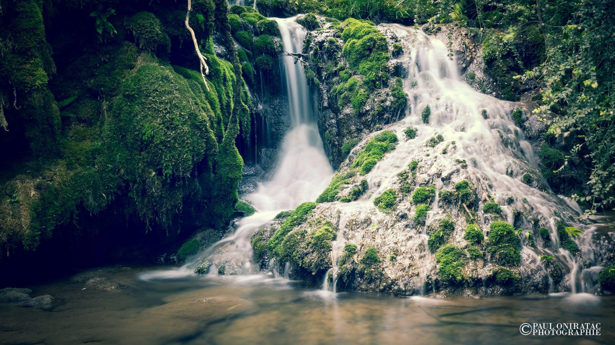 Cascade de Creissels, Aveyron © P. Oniratac