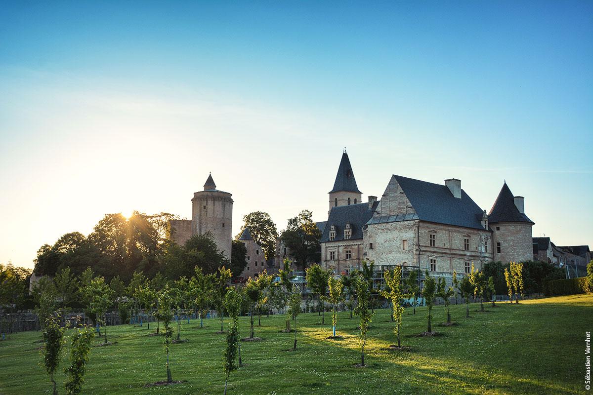 Château de Bournazel © Sébastien Vernhet