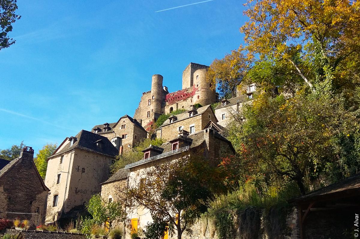 Belcastel, Aveyron © J. Alvar