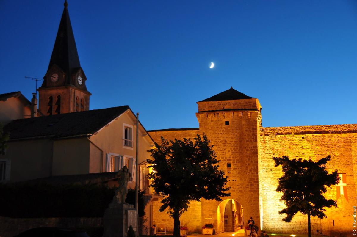 La Cavalerie de nuit, Aveyron © C. Chambaud