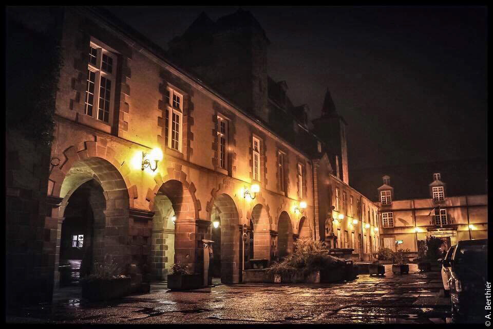 Place Foch, Rodez, Aveyron