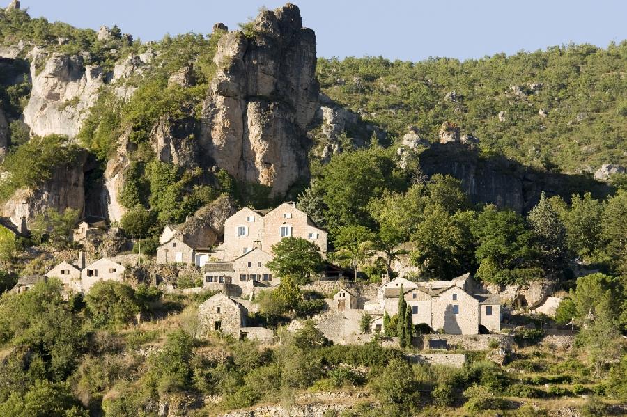 Le Colombier Saint-Véran, gîte en Aveyron