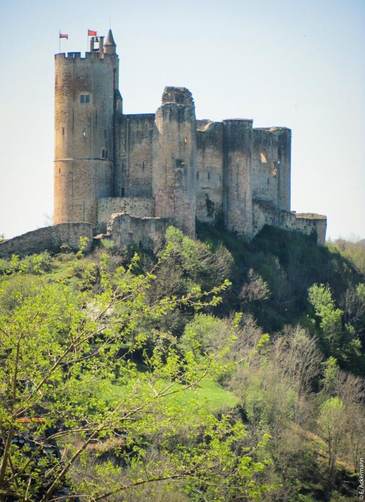 Forteresse de Najac, Aveyron