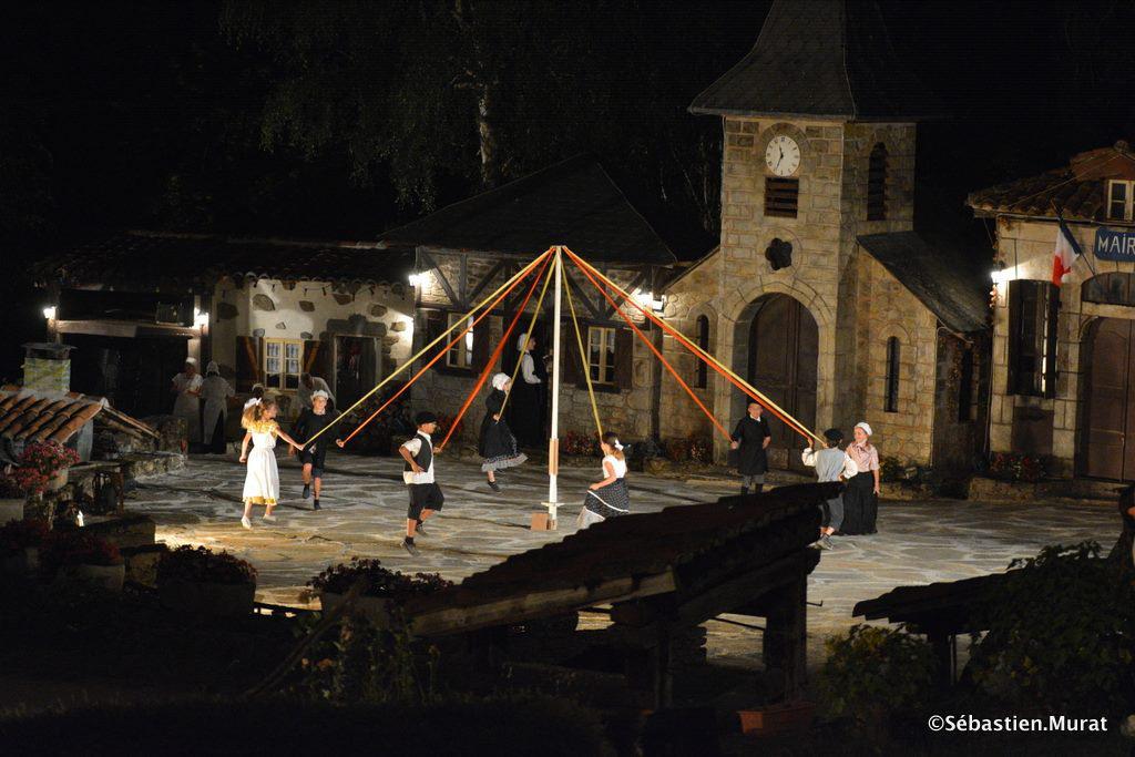 Hier un Village, Flagnac, Aveyron