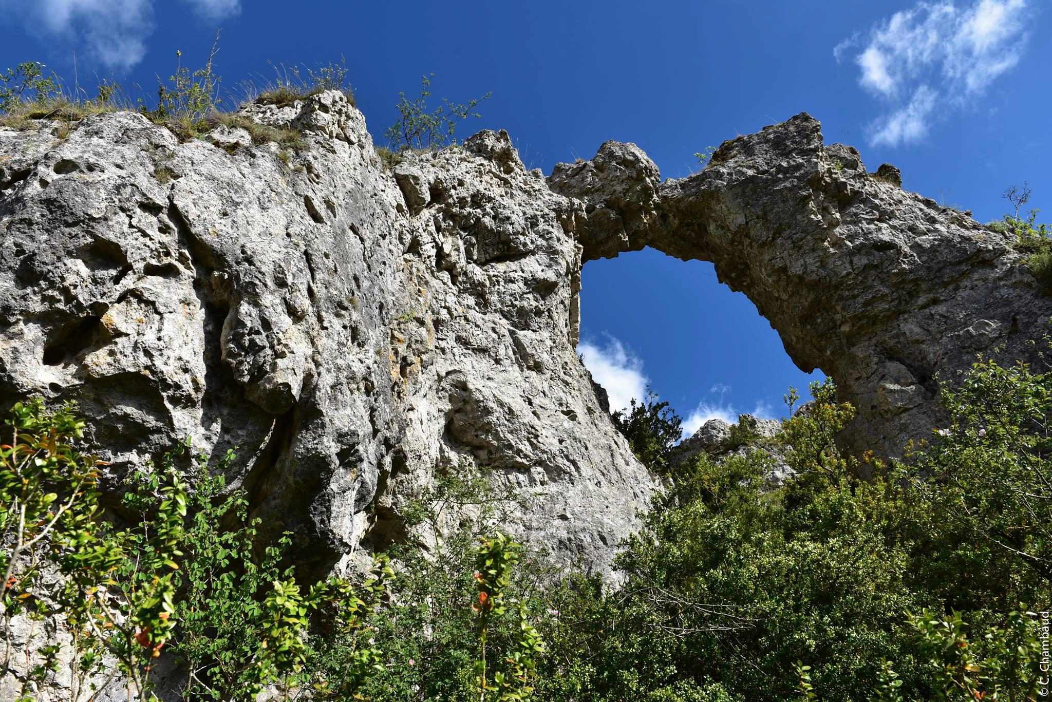Chaos rocheux du Larzac, Aveyron
