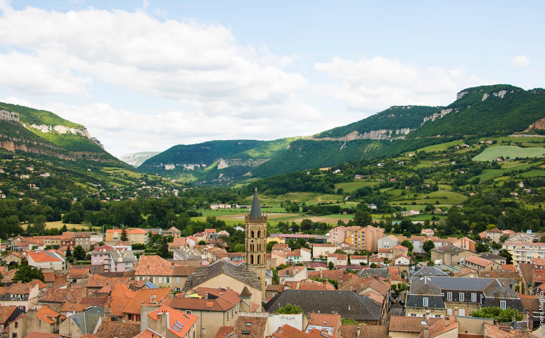 Millau, Aveyron © Itinera Magica
