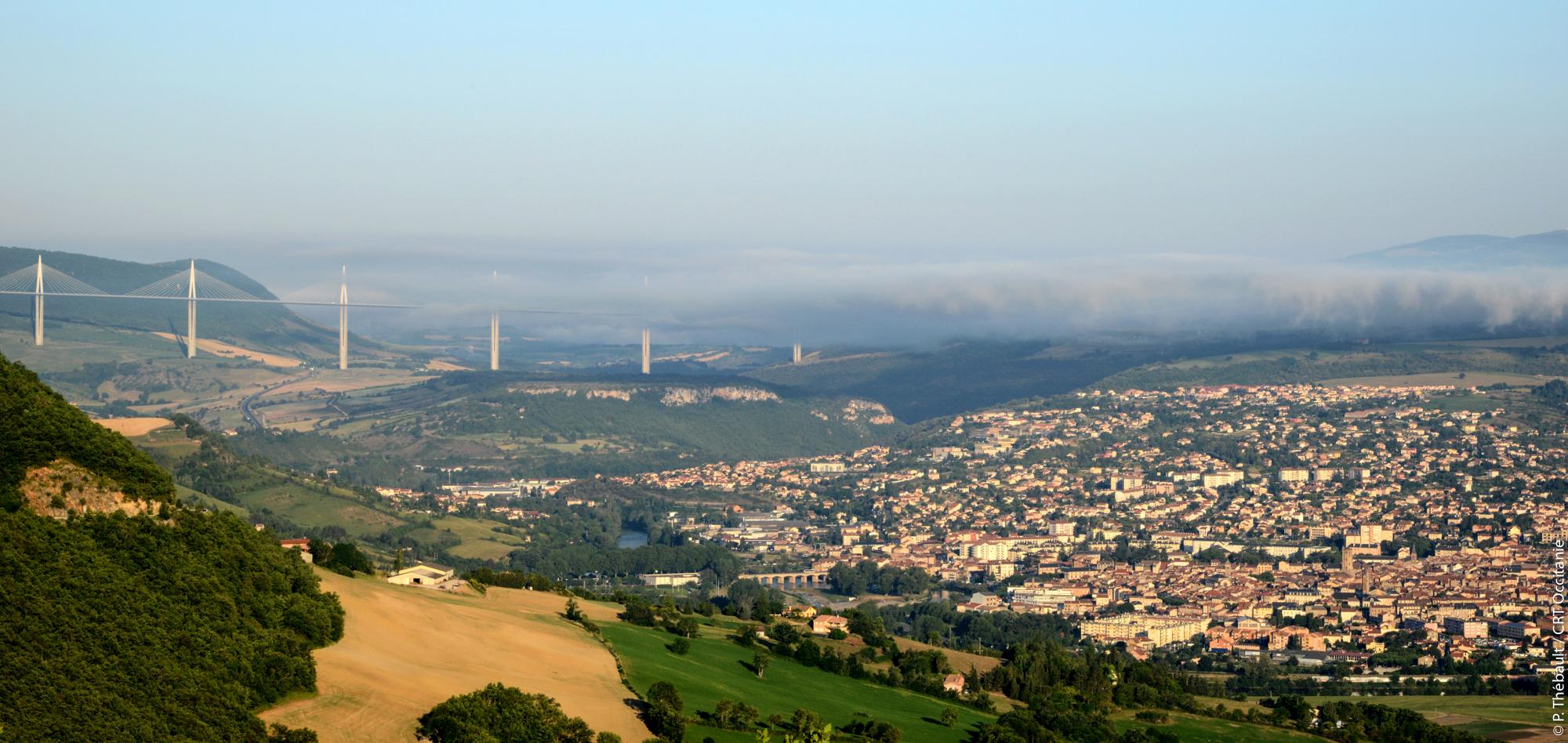 Millau, Aveyron