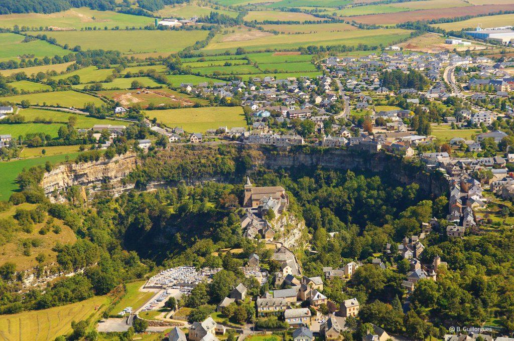 Trou de Bozouls, Aveyron © B- Guillorgues