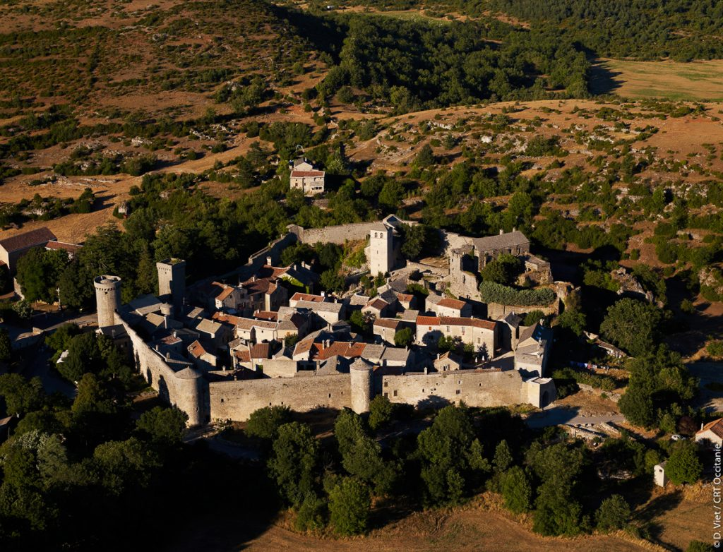 La Couvertoirade, Aveyron© D. Viet - CRT Occitanie
