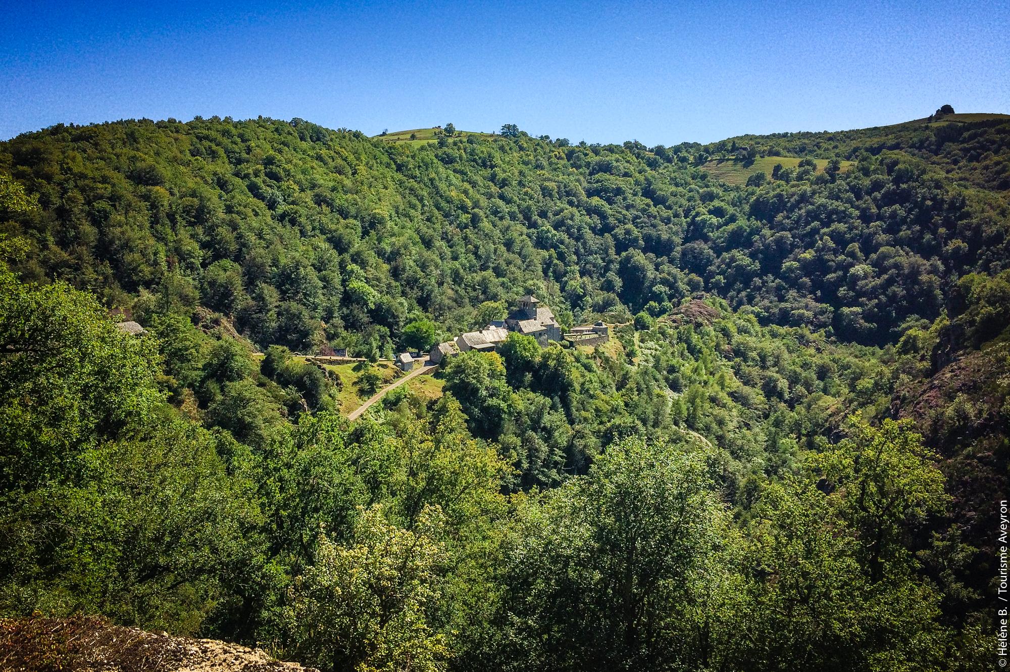 Bez Bédène, Aveyron