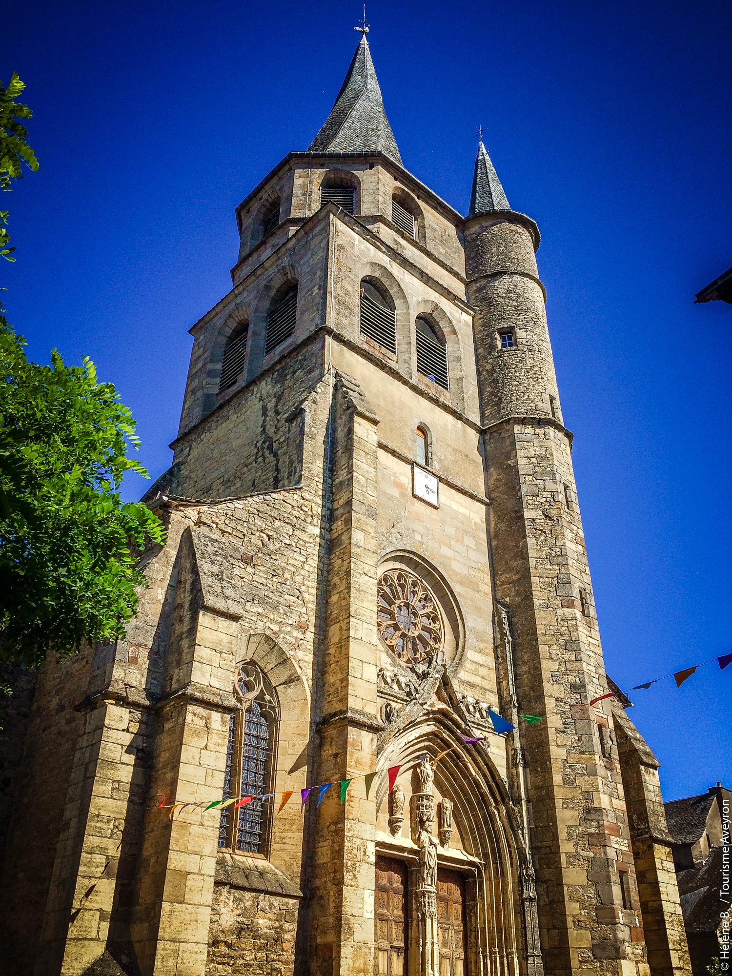 Eglise de Saint-Côme-d'Olt, Aveyron