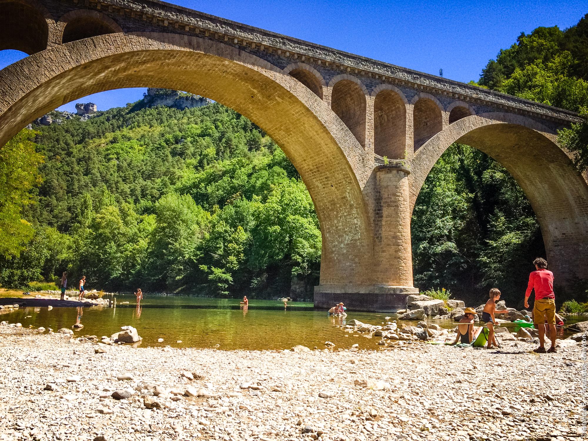 Le Rozier, gorges du Tarn