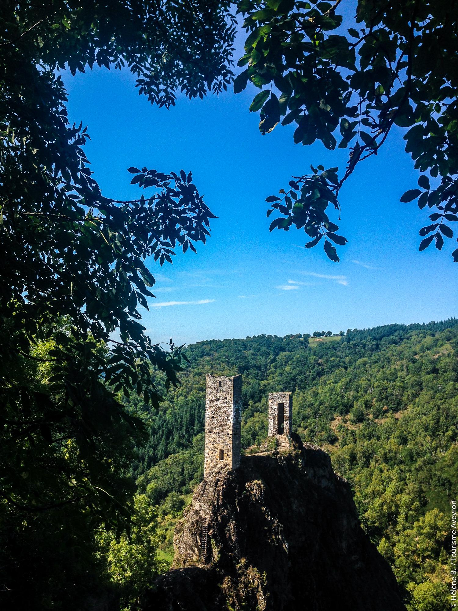 Peyrusse-le-Roc, Aveyron
