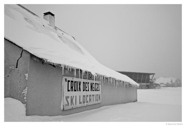 Station de l'Aubrac, Aveyron © Jean-Paul Girbal
