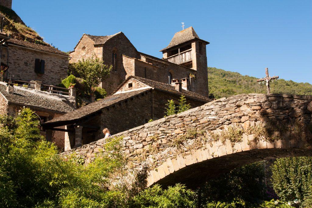 Pont à Brousse-le-Château, Aveyron