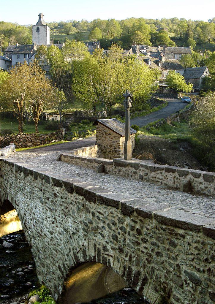 Pont des Pelerins © OT Saint Chély d'Aubrac