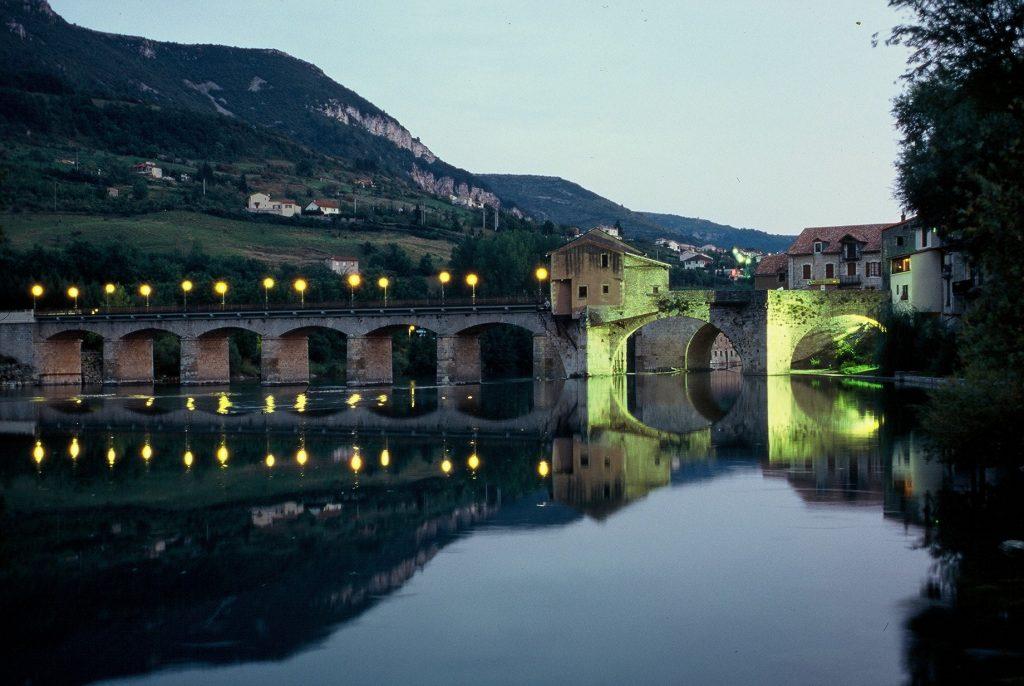 Pont Vieux, Millau, Aveyron