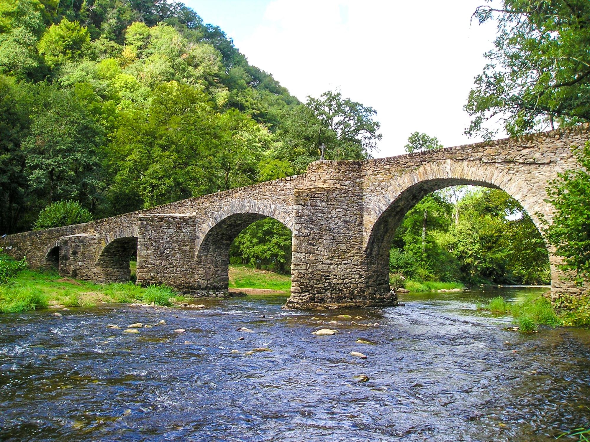 Pont de ComePont de Comencau © A. Mazenc - OT Pays Ségalincau