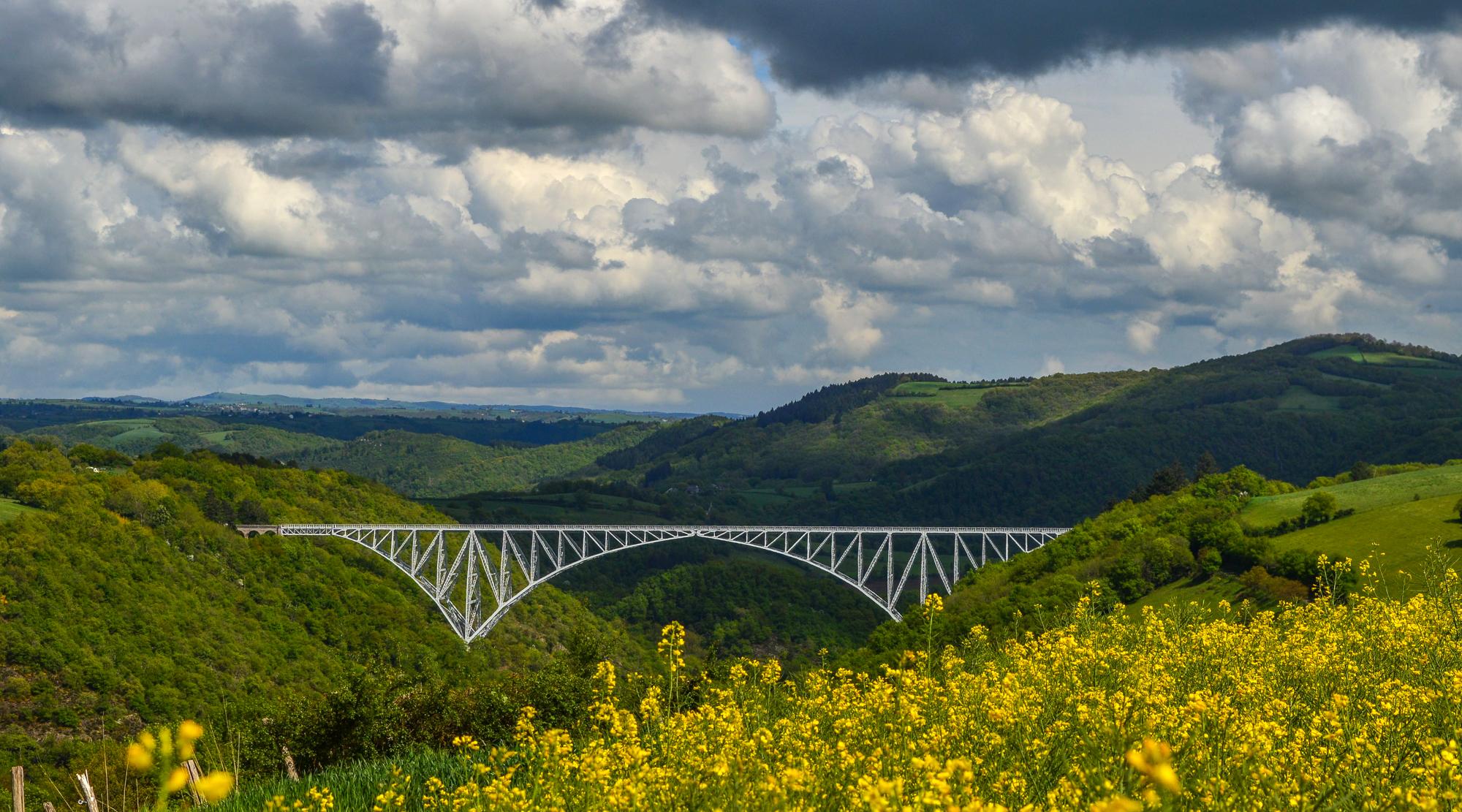 Viaduc du Viaur © A. Bec - OT Pays Ségali