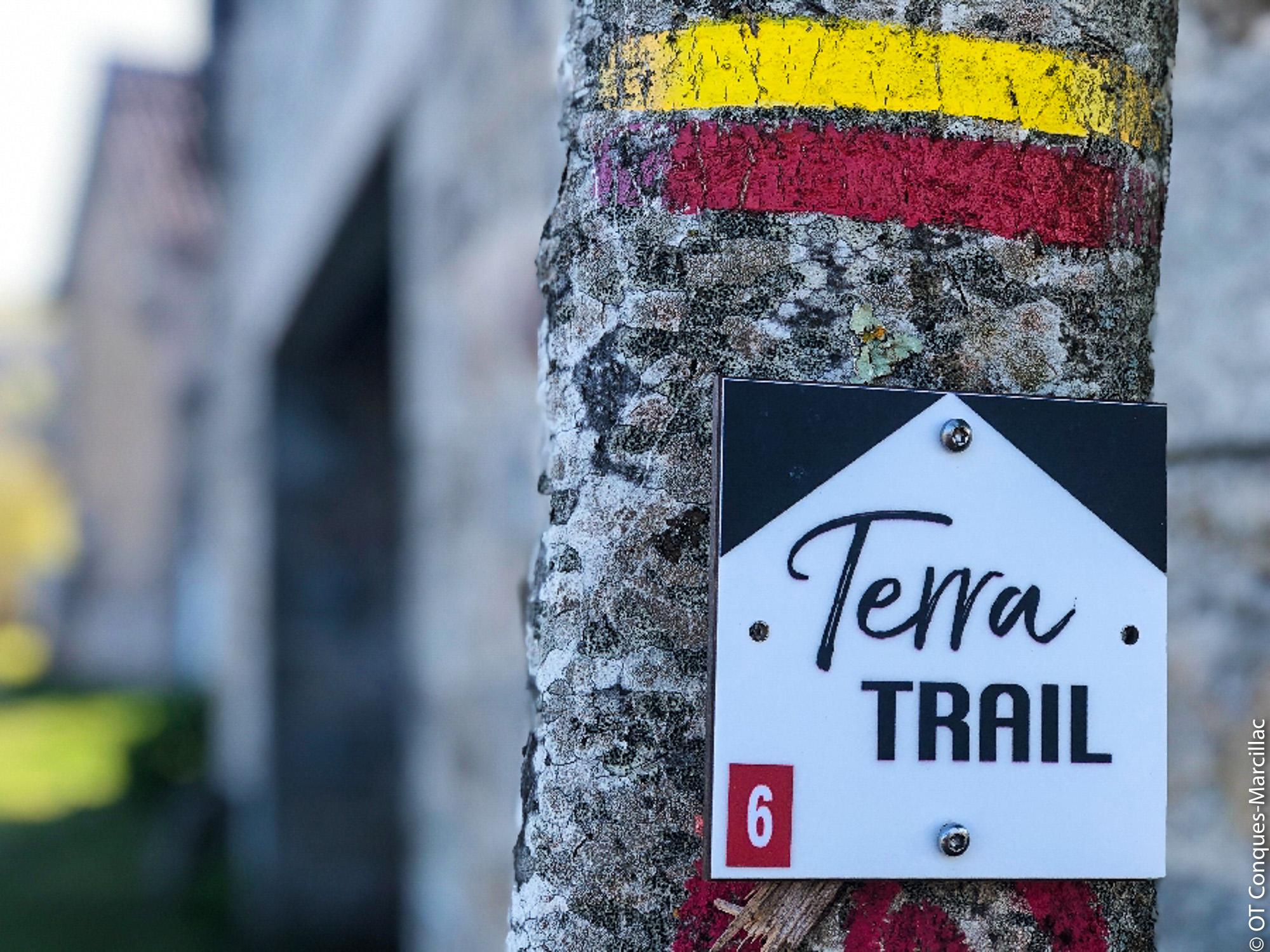 Terra Trail © OT Conques-Marcillac