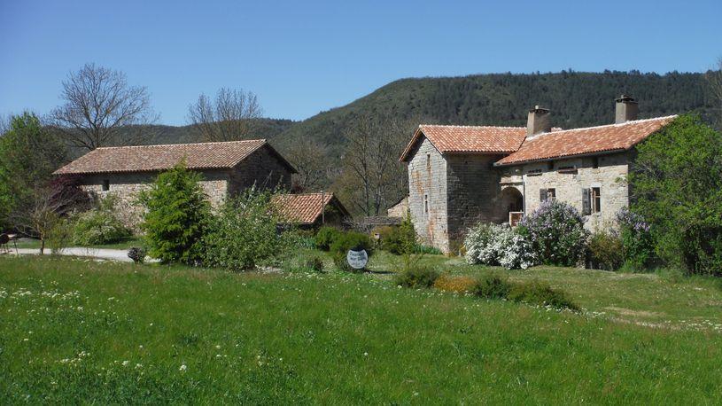 Saint-Caprazy-, Aveyron